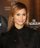Stacy Keibler was in NYC celebrating The Macallan Masters of Photography Series Launch.