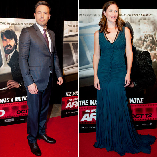 Jennifer Garner Supports Ben Affleck's DC Premiere of Argo