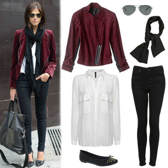 A Perfect, No-Frills Outfit For Fall Deserves Extra Attention