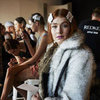 Backstage Candid Shots and Runway Pictures from the ASOS In Your World Australian Exclusive Collection Runway Show in Sydney
