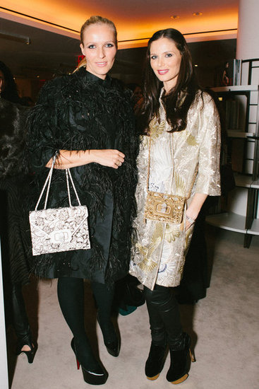 Keren Craig and Georgina Chapman