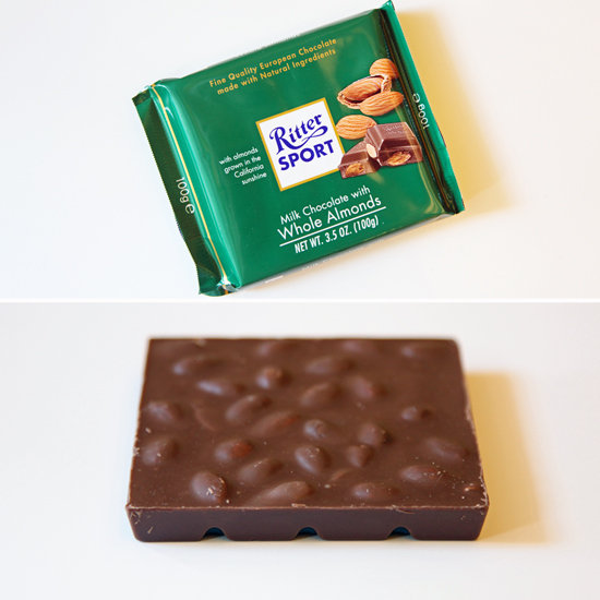 Ritter Sport — Milk Chocolate With Whole Almonds