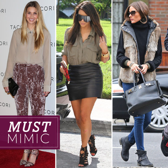 Draw Inspiration From This Week's Spotlight-Worthy Celebrity Styles!