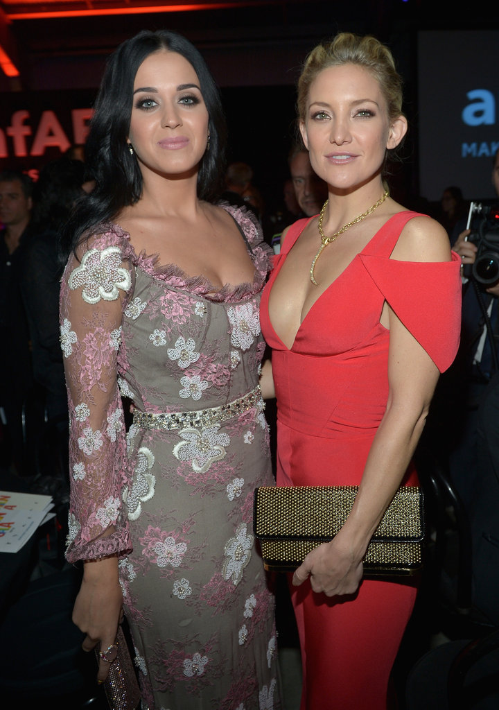 Katy Perry and Kate Hudson attended the LA gala.