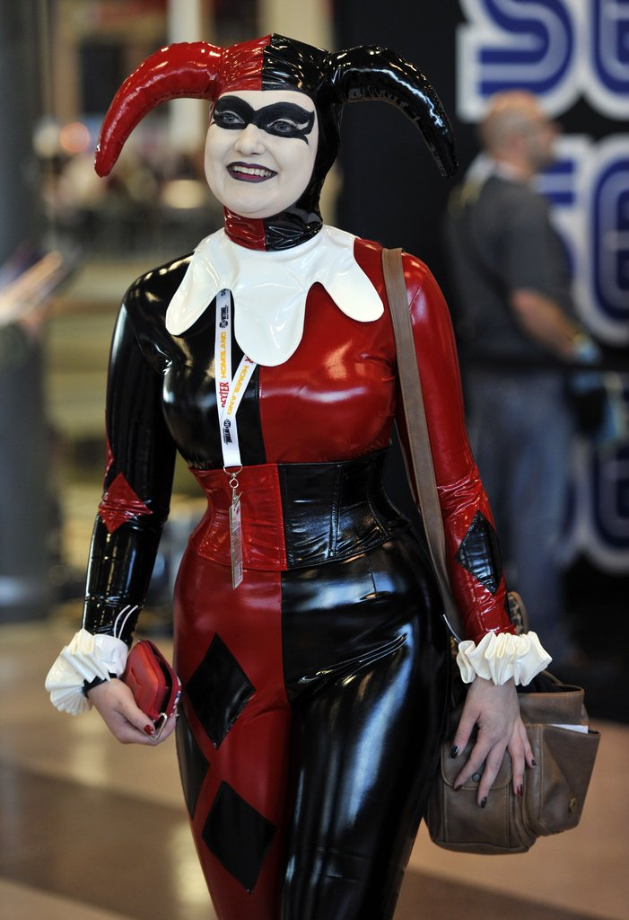 Harley Quinn From Batman