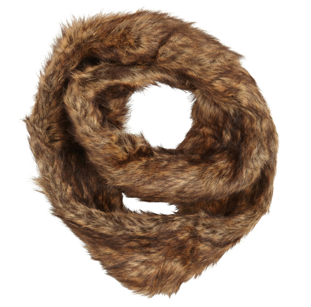 Everything about this Aldo Wulveve fur scarf ($22) makes us think of a chic lady walking down Fifth Avenue during the holidays — the kind of woman who knows how to bundle up and look good.