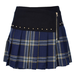 A little preppy, a little punk — this Juicy Couture Plaid Pleated Miniskirt ($244) would add statement power to your button-downs and knits.