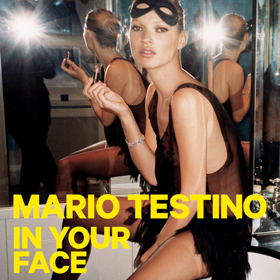 In Your Face: Mario Testino's First-Ever US Exhibit