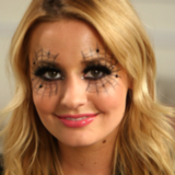 Halloween Spider Web Makeup Tutorial
