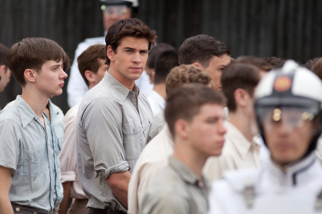 Gale Hawthorne From The Hunger Games