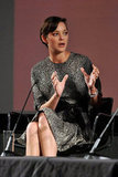 Marion Cotillard appeared for a screen talk in London.