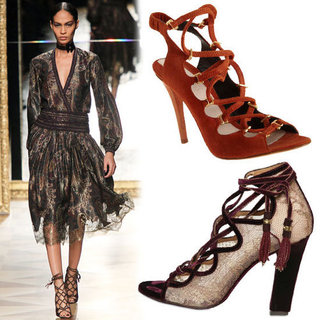 Best Lace-Up Shoes For Fall 2012