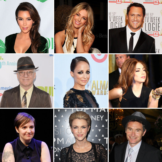 Top 20 Entertaining Celebrities to Follow on Twitter