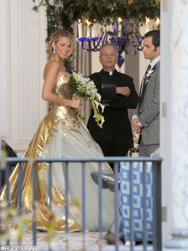 See Pictures From Yet Another Gossip Girl Series Finale Wedding!