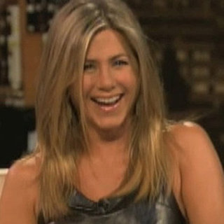 Jennifer Aniston Tears Up on Chelsea Lately (Video)