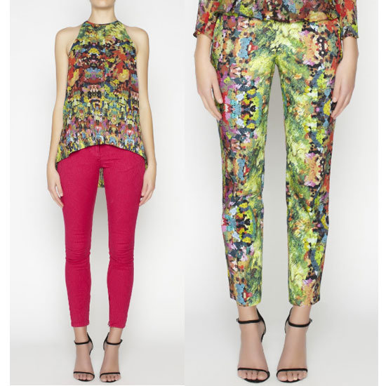 Top, $299, camilla and marc and pants, $440, camilla and marc