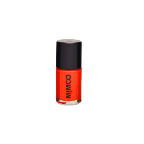 Mimco Creme Nail Polish in Bright Coral, $15.95
