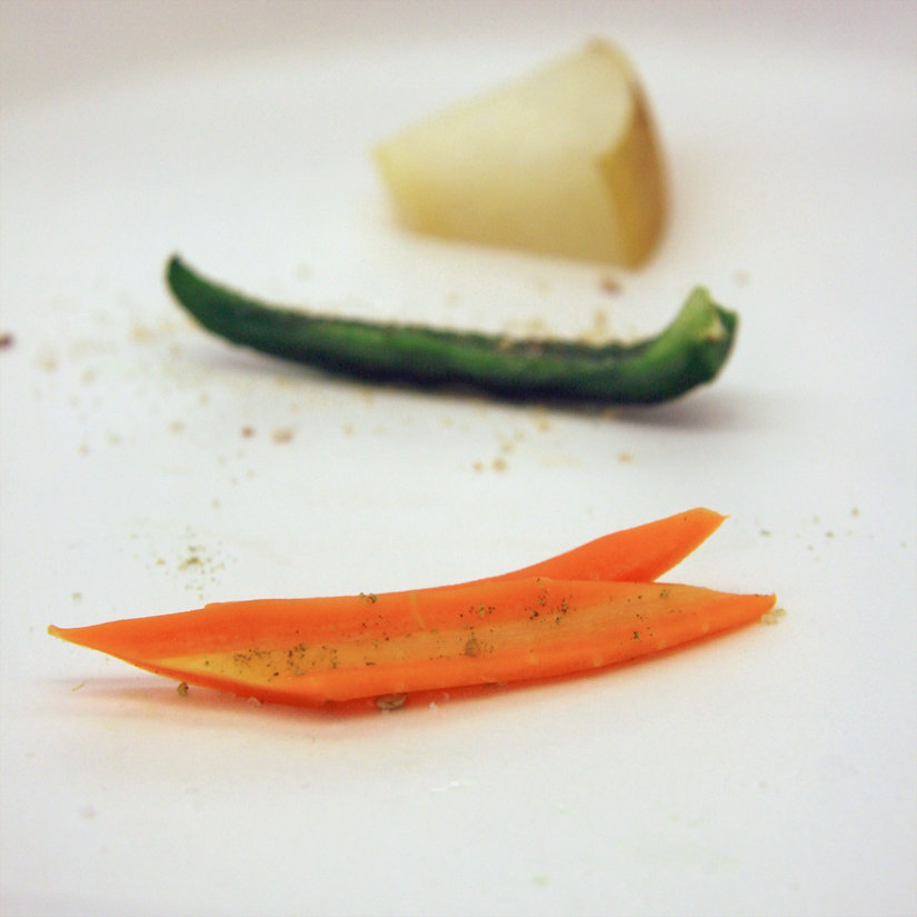 Pickled Heirloom Carrot
