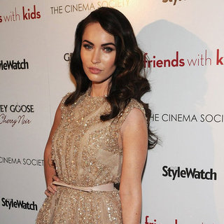 Megan Fox Gives Birth to a Son Named Noah Shannon Green