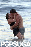 Parenthood's Mae Whitman Films a Sexy PDA Scene in Her Underwear