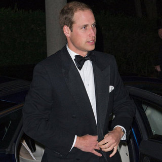 Prince William at the October Club Dinner | Pictures