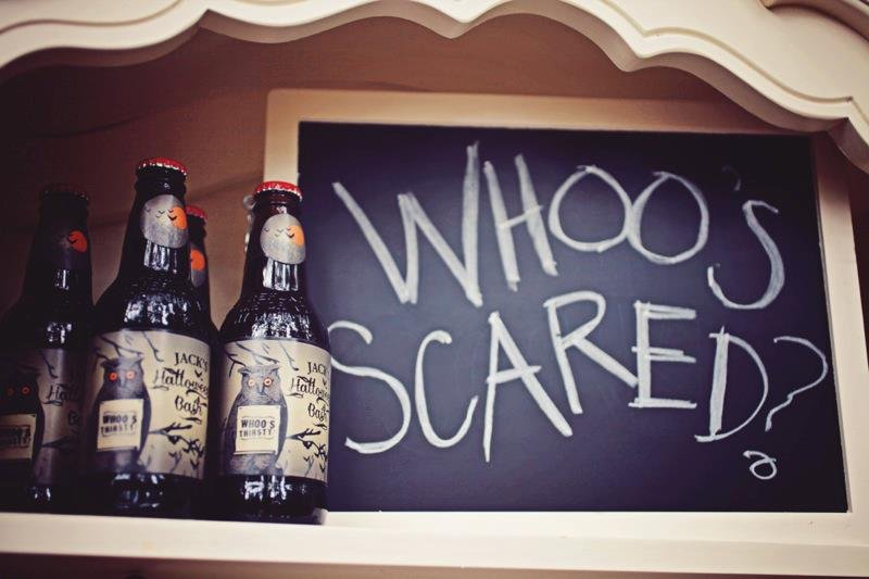 Whoos Scared?