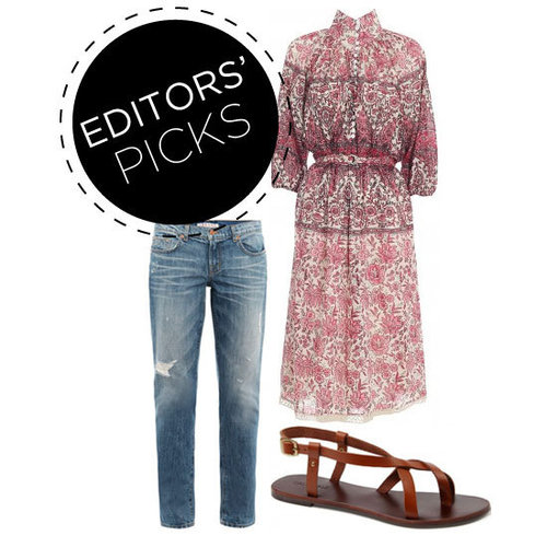 Shop Our Editors' Weekend Essentials Edit: Zimmermann Dresses, Nike Trainers, Bassike Pants + More!