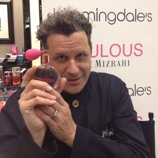 Isaac Mizrahi Interview on New Fragrance Fabulous