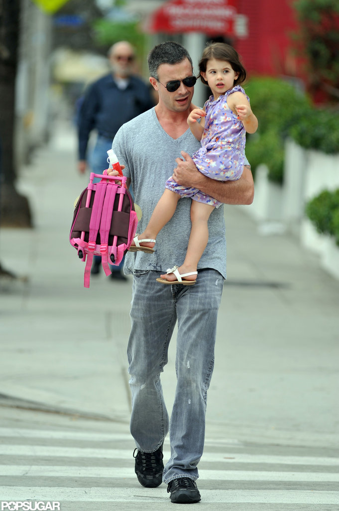 Freddie Prinze Jr. carried Charlotte Prinze in LA.