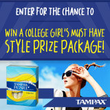 Enter to win campus style essentials!