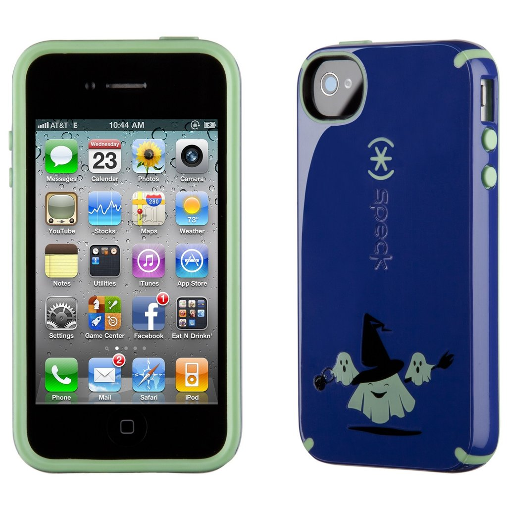 Spook Show Case for iPhone 4/4S ($35)