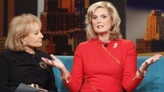 Ann Romney Explains Why Mitt Romney Is No Longer Pro-Choice