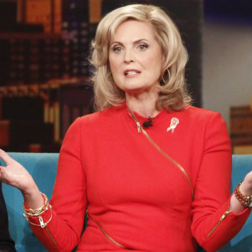 Ann Romney on The View
