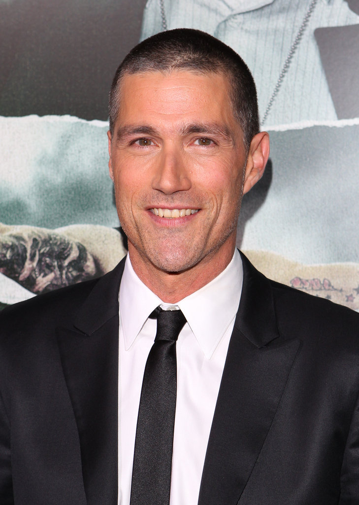 """It happened literally on the ground by a river while a rodeo was going on in town. It was absolutely terrible and awkward — just two f*cking kids lying down and pulling our pants down.""  Matthew Fox opened up about losing his virginity at 12."