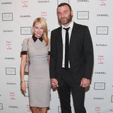 Naomi Watts, Liev Schreiber & Brooke Shields At Sotheby's In New York