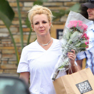 Britney Spears Hits the Gym in LA | Pictures