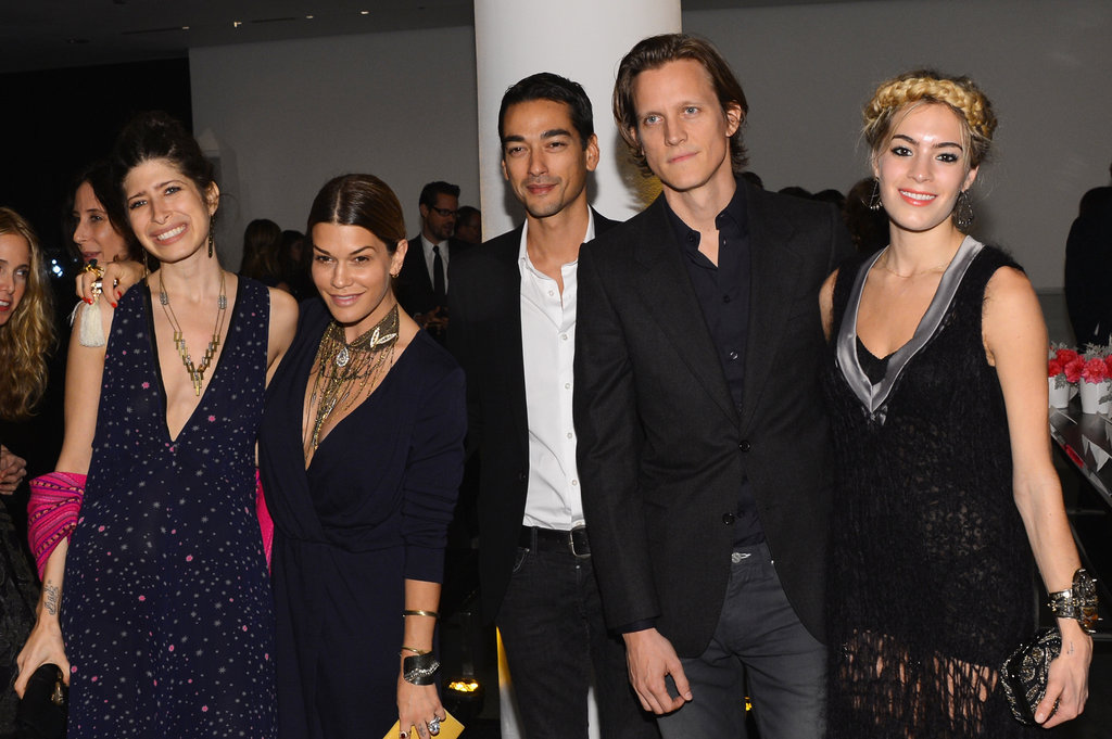 Pamela Love, Jenne Lombardo, Tenzin Wild, Magnus Berger, and Chelsea Leyland attended WSJ Magazine's Innovator of the Year Awards in NYC.
