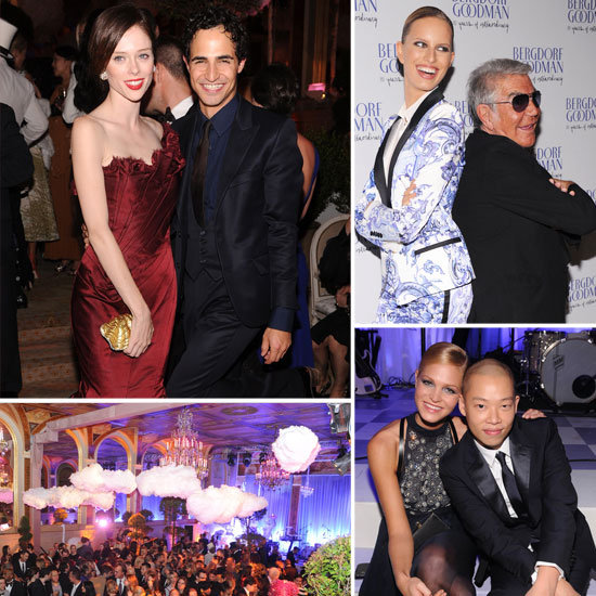 No RSVP Required — Step Inside Bergdorf's Glamorous 111th Birthday Bash!