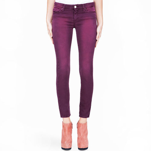 Best Colored Jeans For Fall 2012