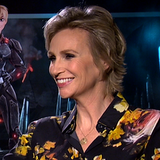 Jack McBrayer and Jane Lynch Wreck-It Ralph Interview
