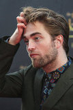 Robert Pattinson was in Sydney to promote Breaking Dawn - Part 2.