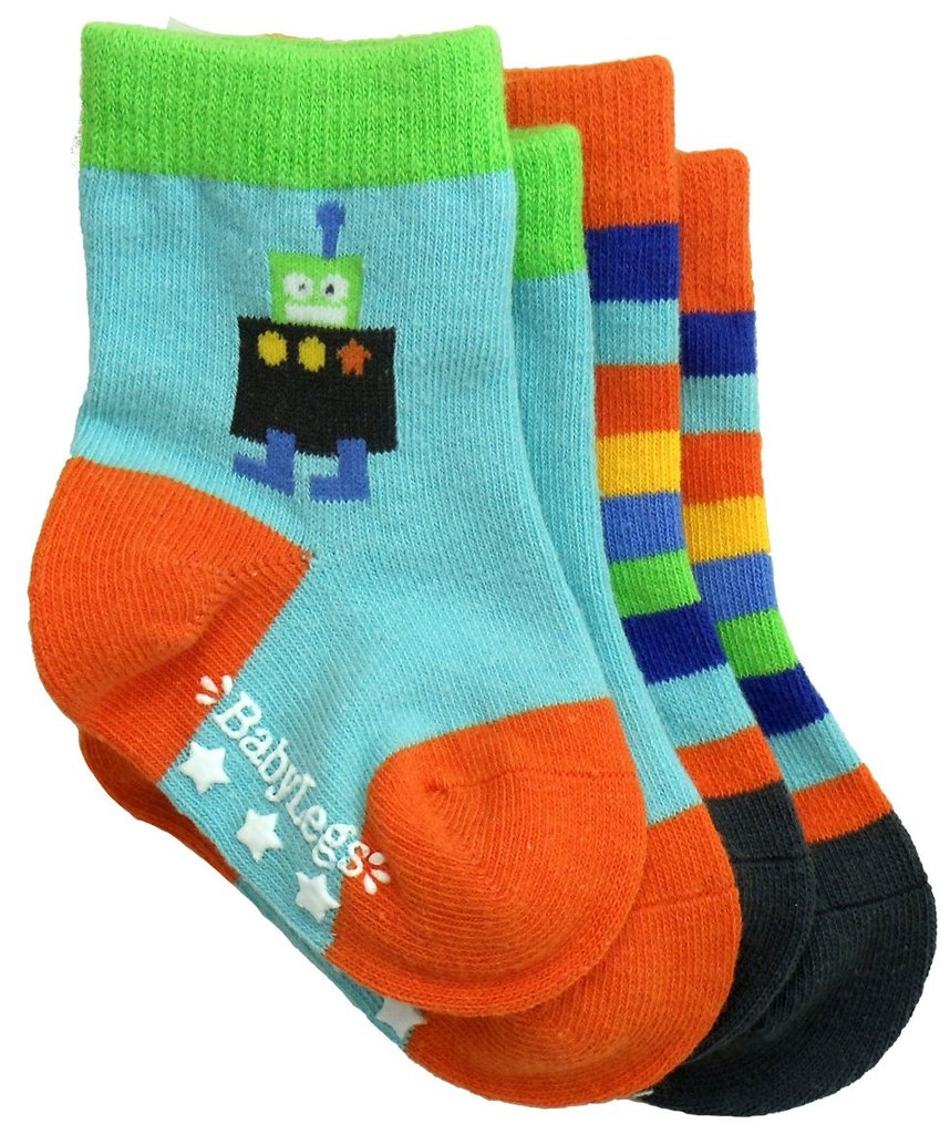 BabyLegs Newborn Socks