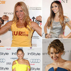 Celebrity Breasts on Strong And Courageous  Celebrity Breast Cancer Survivors