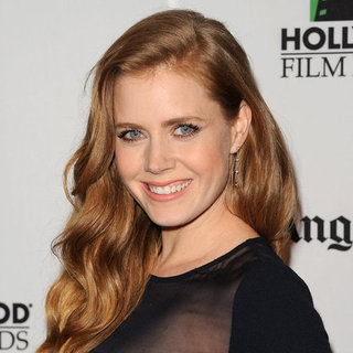 Picture of Amy Adams and Her Makeup Look at the Hollywood Film Awards