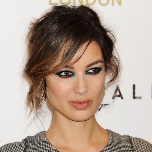 How to Do a Colourful Smoky Eye Like Berenice Marlohe