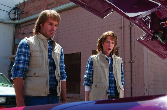 MacGruber and Vicki From MacGruber