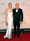 Princess Charlene and Prince Albert II of Monaco were in New York City.