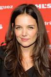 Katie Holmes stepped out to support Narciso Rodriguez's Kohl's collection launch party in NYC.
