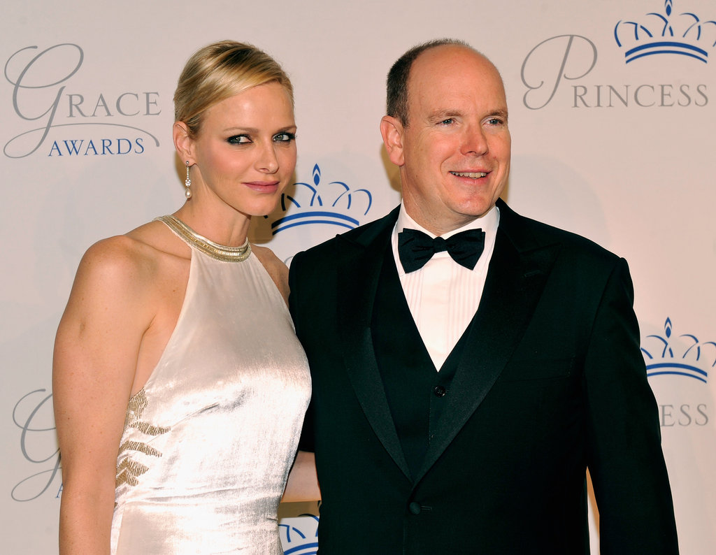 Princess Charlene and Prince Albert II of Monaco stepped out in NYC for the Princess Grace Awards gala.