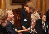 Kate Middleton Mingles With Athletes at a Special Team GB Event